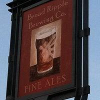 Photo taken at Broad Ripple Brew Pub by Matt W. on 5/25/2011