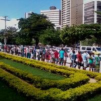 Photo taken at Pituba Parque Center by Jessé R. on 5/11/2012