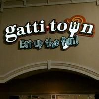 Photo taken at Gatti Town by Craig D. on 1/28/2012