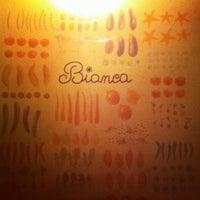 Photo taken at Bianca by Ben on 4/30/2012