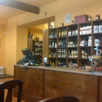 Photo taken at Vinoteca Sommelier by Juan G. on 3/4/2012
