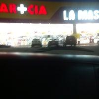 Photo taken at Farmacia La Mas Barata by Maribélula on 7/20/2012