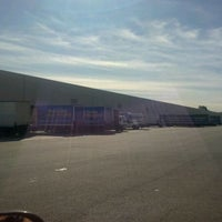 Photo taken at Living Spaces Distribution Center by Darrell S. on 1/3/2012