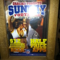 Photo taken at Grace O'Malley's by TorontoDrinksWeekly on 11/8/2011