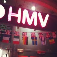 Photo taken at hmv by J.c. B. on 7/27/2012