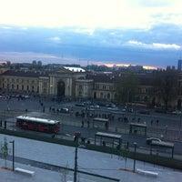 Photo taken at Belgrade City Hotel by Gurhan K. on 4/22/2012