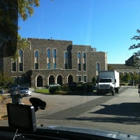 Photo taken at Cameron Indoor Stadium by Derek T. on 10/21/2011
