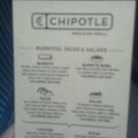 Photo taken at Chipotle Mexican Grill by Chris H. on 12/1/2011