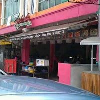 Photo taken at Restoran Belauk by Sophy Sufian S. on 9/10/2011