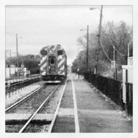 Photo taken at Metra - Forest Glen by Michael P. on 4/19/2012