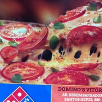 Photo taken at Domino's Pizza by Vetho B. on 7/23/2012