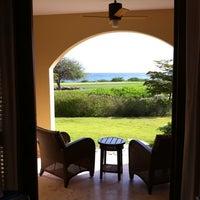 Photo taken at Santa Barbara Beach & Golf Resort Curaçao by Casey P. on 6/6/2011
