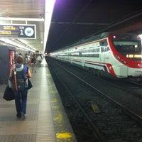 Photo taken at RENFE Passeig de Gràcia by David R. on 7/27/2011