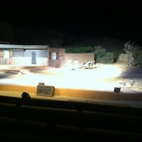Photo taken at Lion's Wilderness Amphitheater - PRCA by Charles B. on 6/19/2012