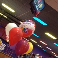 Photo taken at Peter Piper Pizza by Rainbow B. on 9/9/2012