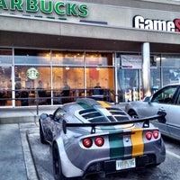 Photo taken at Starbucks by Mike B. on 1/25/2012