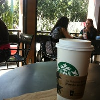 Photo taken at Starbucks by Gilberto V. on 3/2/2012