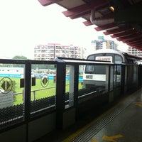 Photo taken at Lakeside MRT Station (EW26) by Jen P. on 6/5/2011