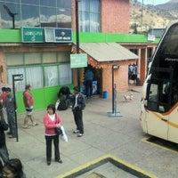 Photo taken at Terminal de Buses La Calera by Esteban H. on 11/20/2011