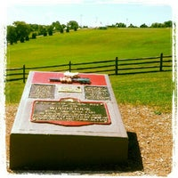 Photo taken at Woodstock Festival Concert Site/Monument by Justin S. on 6/23/2012