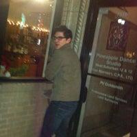 Photo taken at Zambonie's Pizzeria & Pub by Kevin F. on 12/21/2011
