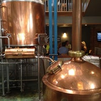 Photo taken at New Holland Brewing Company by E B. on 6/11/2012
