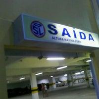 Photo taken at Supermercado Santa Lúcia BR by Nayana M. on 11/1/2011