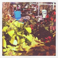 Photo taken at Swansons Nursery by Robby D. on 9/11/2011