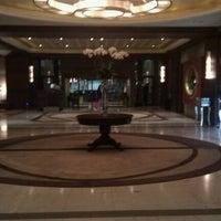 Photo taken at Sheraton Hotel Maslak by Aykut A. on 1/20/2012