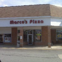 Photo taken at Marco's Pizza by David V. on 6/22/2011