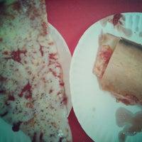Photo taken at Lazaros Pizza House by Shellie W. on 4/28/2012