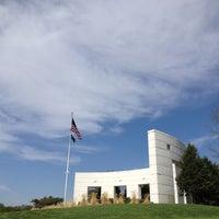 Photo taken at Memorial Park by Joe C. on 4/1/2012