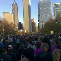 Photo taken at 2011 Hot Chocolate 15k/5k Race by Andrea on 11/5/2011