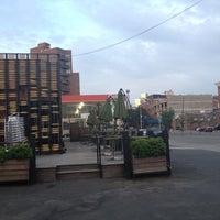 Photo taken at Breadbox Cafe by JetzNY on 5/13/2012