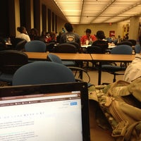 Photo taken at Perry-Castañeda Library (PCL) by Marc H. on 5/8/2012
