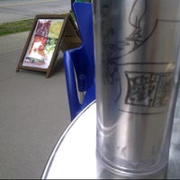 Photo taken at Blue Tree Cafe by miria a. on 6/28/2011