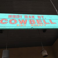 Photo taken at Cowbell by Caro C. on 8/31/2012