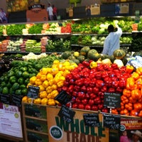 Photo taken at Whole Foods Market by Miki D. on 4/18/2012