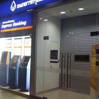 Photo taken at Bangkok Bank by Chookiat on 5/1/2011