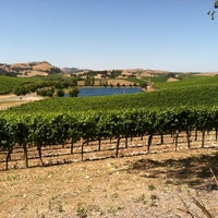 Photo taken at Cuvaison Estate Wines by Zeus K. on 8/6/2011