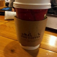 Photo taken at ZOO COFFEE by Ray P. on 12/24/2011