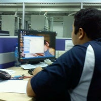 Photo taken at SKALI IDC by Amin M. on 11/11/2011