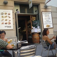 Photo taken at Origens Restaurant by Tassos K. on 7/31/2012