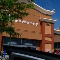 Photo taken at Walmart Supercenter by Abel J. on 6/4/2012