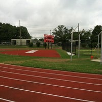 Photo taken at Floral Park Memorial High School by Stephanie C. on 8/5/2012