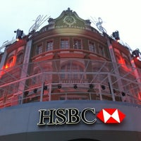 Photo taken at HSBC / Palácio Avenida by Nicholas Marshall M. on 12/10/2011