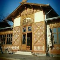 Photo taken at Pavilon Grébovka by Jana T. on 11/12/2011