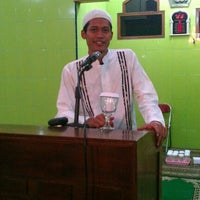 Photo taken at Masjid Al-Muhajirin by HARI S. on 6/30/2012