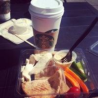 Photo taken at Starbucks by Alisa B. on 7/9/2012