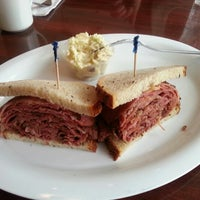 Photo taken at Jerry's Famous Deli by Ciano B. on 8/16/2012